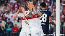 Fußball Relegation VfB Stuttgart vs. 1. FC Union Berlin