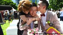 Taiwan gleichgeschlechtliche Ehe Gay Marriage same sex marriage
