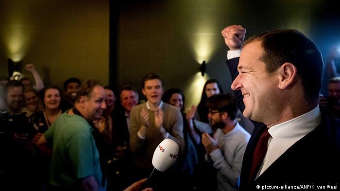 Dutch Labour leader Lodewijk Asscher