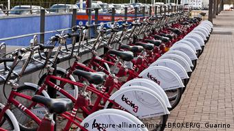 Ηλεκτρικά ποδήλατα στη διάθεση των δημοτών