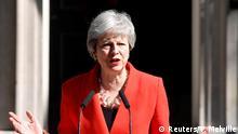 Theresa May London Statement