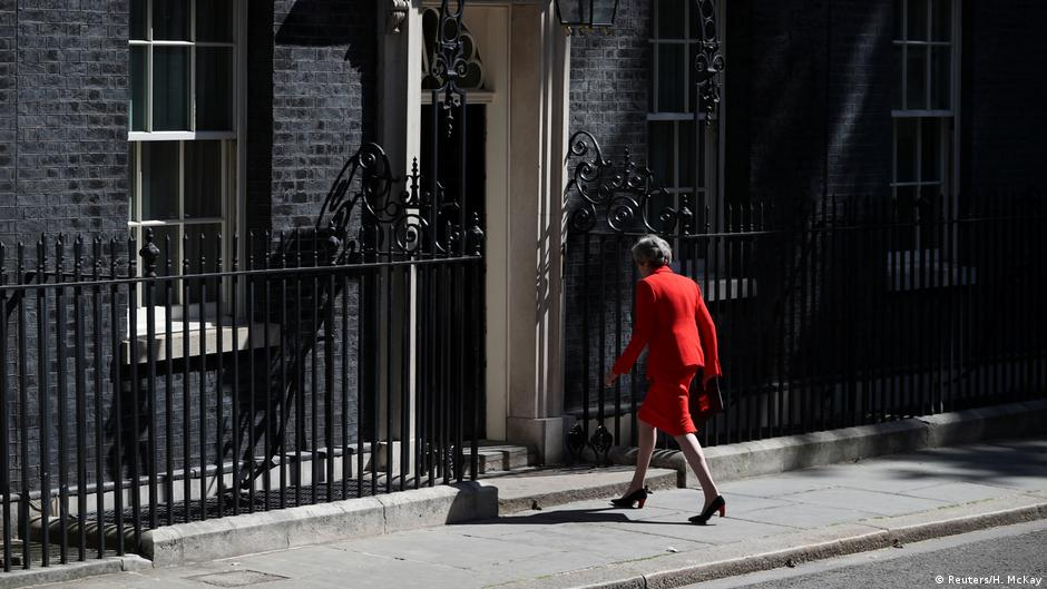 Theresa May becomes UK's latest Brexit political casualty