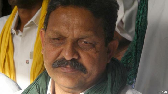 Indien Wahlen Afzal Ansari PK in Varanasi (IANS)