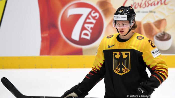 Eishockey Tschechien Deutschland