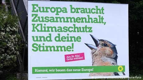 Δημοσκόπηση-σοκ: πρώτο κόμμα στη Γερμανία οι Πράσινοι