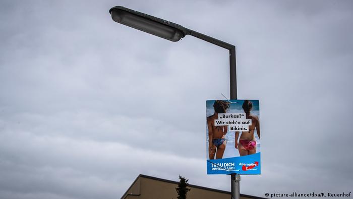 Wahlplakate zur Europawahl 2019 (picture-alliance/dpa/R. Keuenhof)