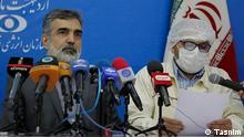 Iran Behrouz Kamalvandi, Sprecher iranische Atombehörde