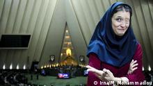 Iran Marzieh Ebrahimi, Opfer von Säure-Angriff