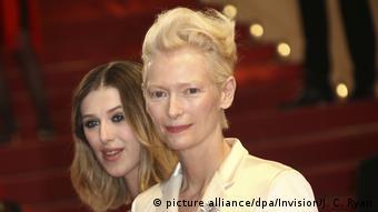 Cannes Filmfestival 2019   Tilda Swinton und ihre Tochter Honor Swinton Byrne (picture alliance/dpa/Invision/J. C. Ryan)