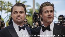 Cannes Filmfestival 2019 | Leonardo Di Caprio und Brad Pitt