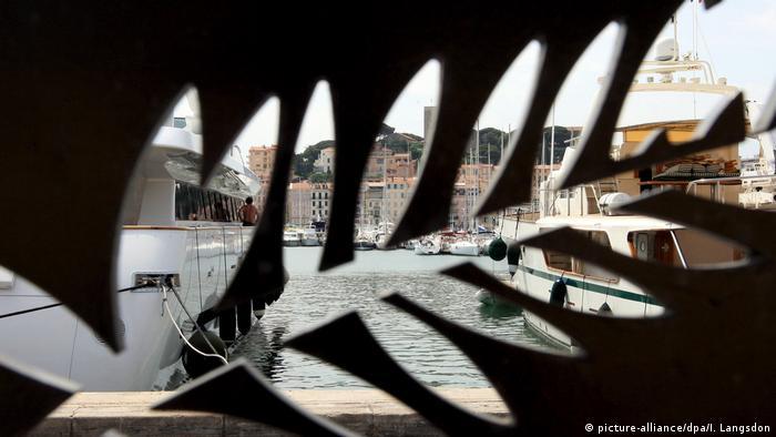 65. Cannes Film Festival (2009) | Palmen-Symbol des Internationalen Filmfestivals von Cannes