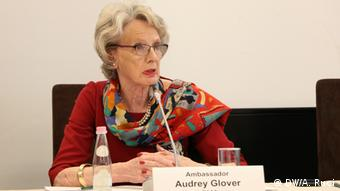Albanien OSCE- ODIHR Wahlbeobachtung Audrey Glover (DW/A. Ruci)