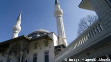 A mosque in Berlin (Imago Images/D. Abuelo)
