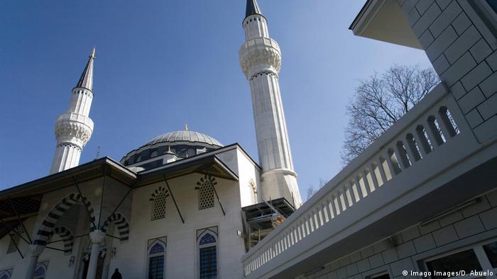 A mosque in Berlin