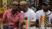 Kenia Gericht entscheidet über Verbot von Homosexualität