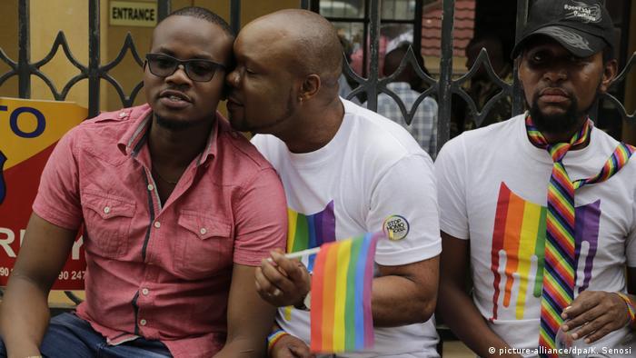 Kenia Gericht entscheidet über Verbot von Homosexualität (picture-alliance/dpa/K. Senosi)