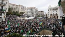 Algerien Anti-Regierungsproteste in Algier