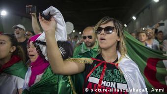 Algerien Proteste in Algiers