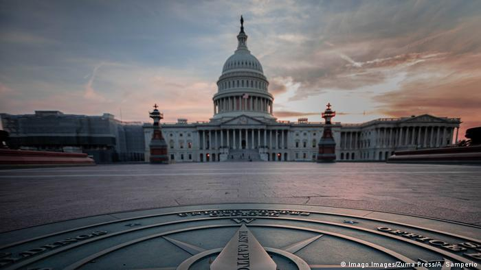 USA Kapitol in Washington (Imago Images/Zuma Press/A. Samperio)