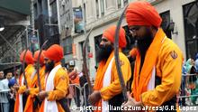 USA Sikh Parade in New York