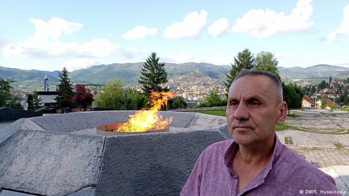 Bosnien und Herzegowina - Sarajevo | Sarajevo Bewohner Mujo über Antifaschismus