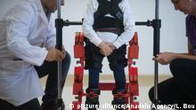 Spanien Therapie Spinale Muskelatrophie   Marsi Bionics, Exoskelett für Kinder