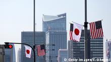 Japan Tokio | vor Besuch von US-Präsident Donald Trump