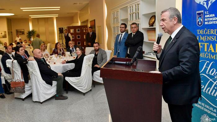 Türkei Mansur Yavaş