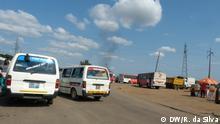 Os reis do transporte em Maputo