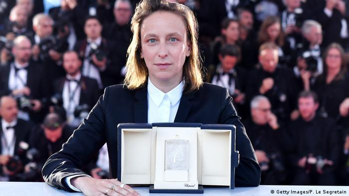 Celine Sciamma at Cannes