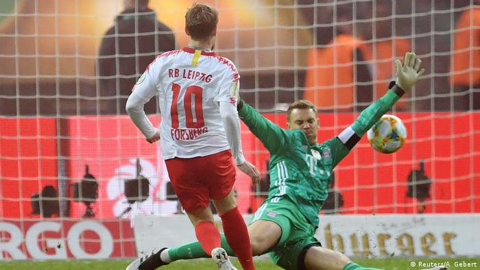 DFB Cup - Final - RB Leipzig v Bayern Munich (Reuters/A. Gebert)