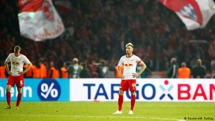 DFB Cup - Final - RB Leipzig v Bayern Munich (Reuters/W. Rattay)