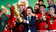 DFB Pokal Finale - RB Leipzig vs Bayern München | Niko Kovac