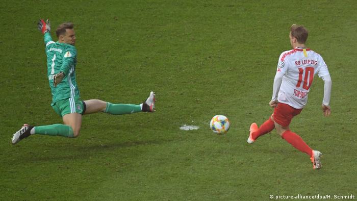 DFB Pokal Finale - RB Leipzig vs Bayern München (picture-alliance/dpa/H. Schmidt)