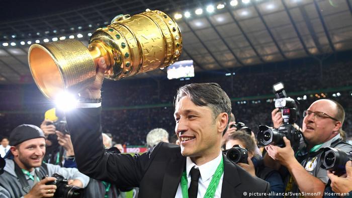 DFB Pokalfinale 2018 FC Bayern München - Eintracht Frankfurt | Niko Kovac (picture-alliance/SvenSimon/F. Hoermann)