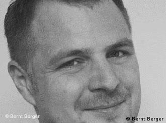 Bernt Berger vom Friedensforschungsinstitut SIPRI in Stockholm (Foto: privat)