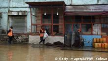 Afghanistan Überflutungen in Kabul