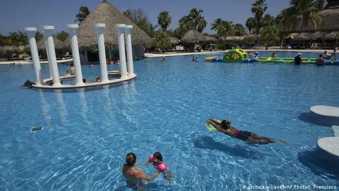Kuba Spanisches Hotel
