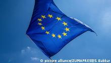Europawahl 2019 l Europaflagge