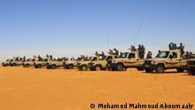 Mauretanische Armee Terrorbekämfung in der Sahara Eingestellt November 2009 Exklusive DW-Rechte/ Autor ist unser Korrespondent in Mauritanien Mohamed Mahmoud Aboumaaly