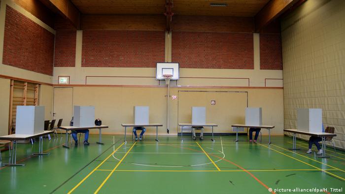 Deutschland - Schweich - Europawahl (picture-alliance/dpa/H. Tittel)