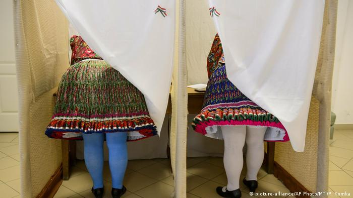 Mađari su izašli na izbore umesto da sede kod kuće