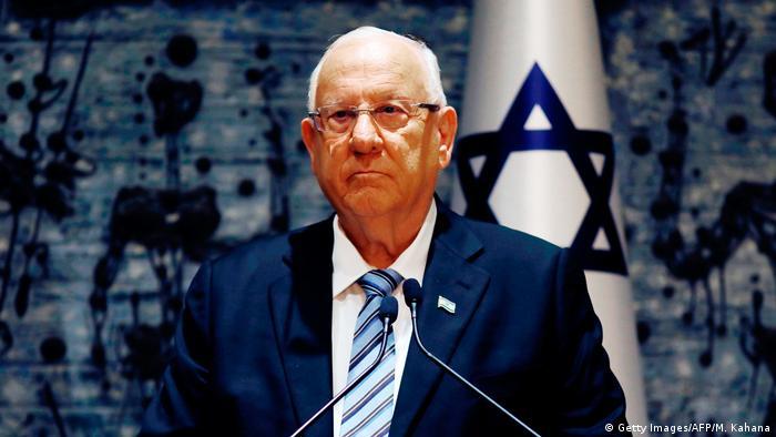 Prezydent Izraela Reuven Rivlin