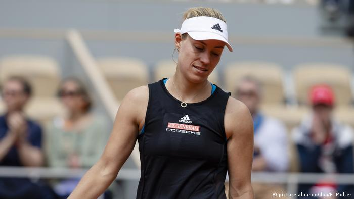 Tennis French Open | Angelique Kerber | 2019 (picture-alliance/dpa/F. Molter)
