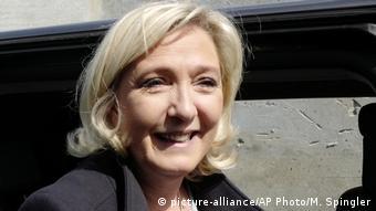 Europawahl 2019 Marine Le Pen