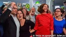 Eurpawahl Die Grünen Jubel
