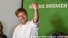 Deutschland | Bürgerschaftswahl Bremen | Robert Habeck (Grüne)