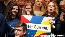 Deutschland | Europawahlen | Reaktion CDU Mitglieder