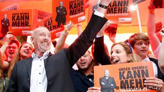Πρωτιά στη Βρέμη μετά από ...70 χρόνια για τους χριστιανοδημοκράτες