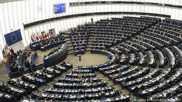 Centrul s-a erodat în Parlamentul European | Europa | DW | 27.05.2019